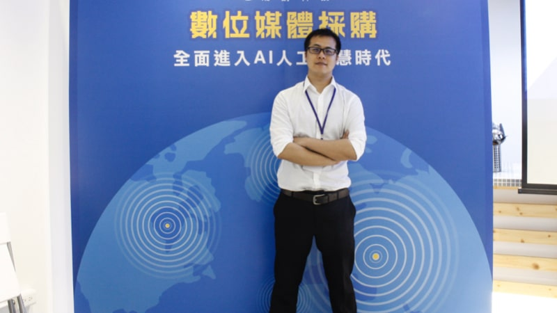 MarsTek 主要業務負責人 劉維哲