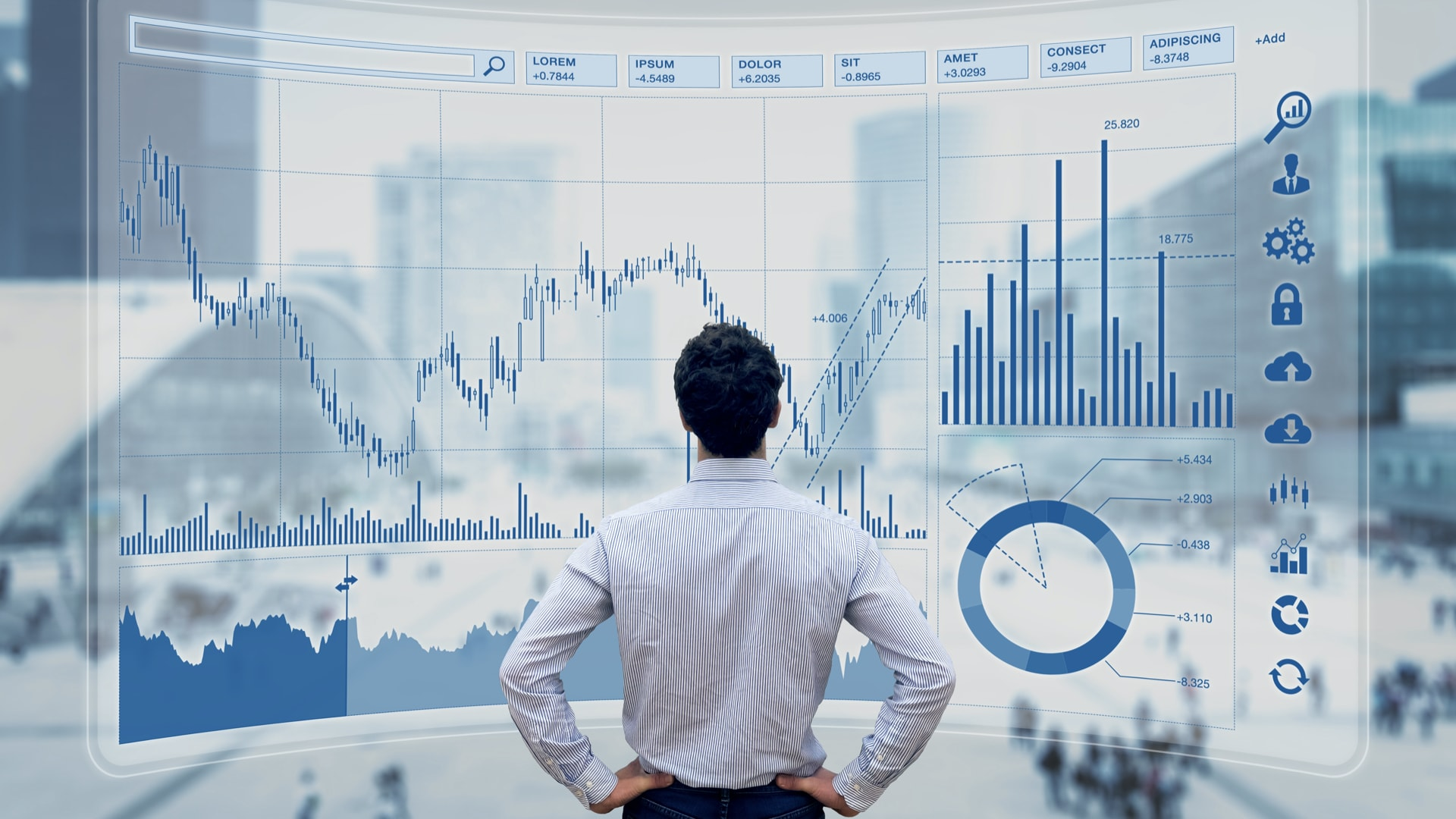 數據驅動、AI 賦能