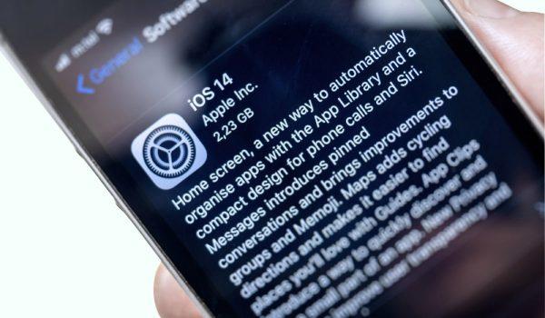 iOS 14 隱私權