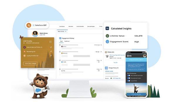 Salesforce CDP